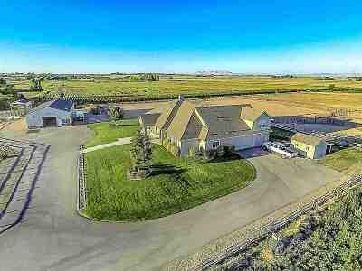 Caldwell Farm & Ranch For Sale: 26688 Farmway Road