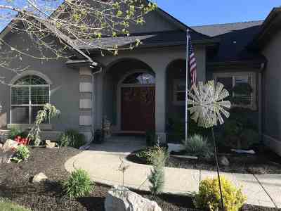 Meridian ID Single Family Home New: $419,500
