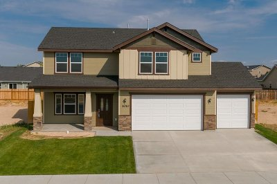 Nampa Single Family Home New: 3714 E Holly Ridge Dr.