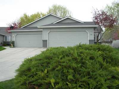 Nampa Multi Family Home New: 1309 Diamond Ct