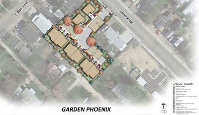 Garden City Residential Lots & Land For Sale: 4373 N Adams