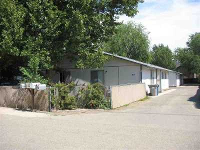 Boise ID Multi Family Home New: $484,900