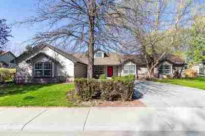 Eagle Single Family Home New: 1377 N Trail Creek Way