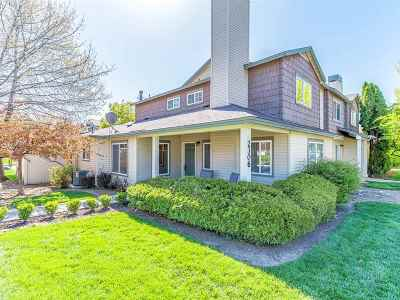 Boise Condo/Townhouse For Sale: 2306 S Shoshone