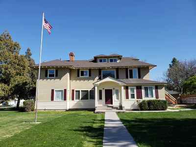 Nampa Multi Family Home For Sale: 108 18th Ave S.