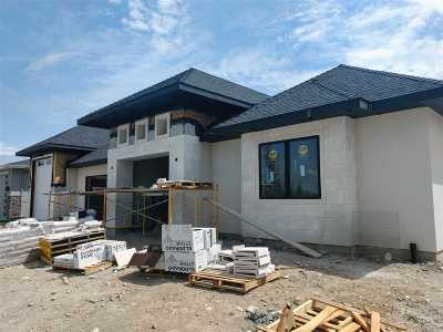 Eagle Single Family Home For Sale: 1370 N Triathlon