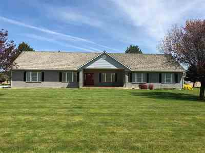Nampa Single Family Home For Sale: 5318 12th Ave