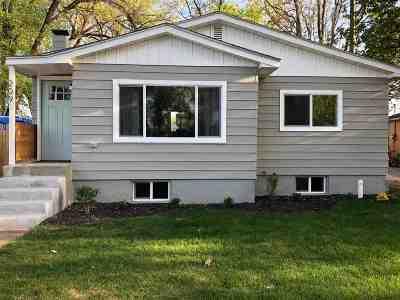 Nampa Single Family Home New: 209 Hudson