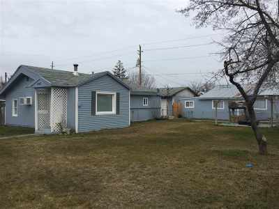 Ontario Multi Family Home For Sale: 608 NW 1st St