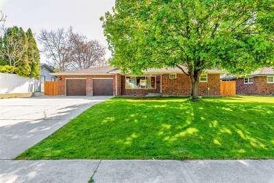 Caldwell Single Family Home For Sale: 1917 Idaho Avenue
