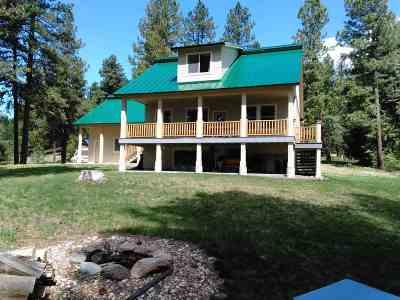 Cascade Single Family Home For Sale: 106 Hatchet Lane