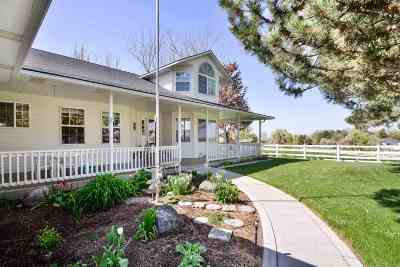 Nampa Single Family Home For Sale: 1915 E Lewis Ln