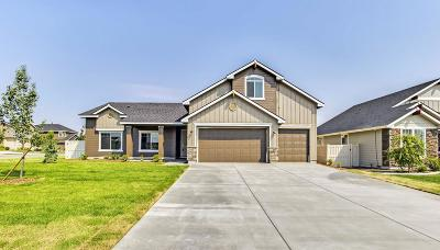 Middleton Single Family Home For Sale: 1170 Overland Trail St.