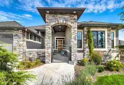 Eagle Single Family Home For Sale: 1369 N Longhorn Ave