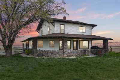 Twin Falls Single Family Home For Sale: 3215 N 3000 E