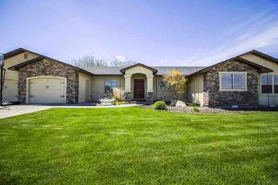 Nampa Single Family Home For Sale: 8811 Hwy 45