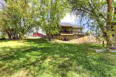 Caldwell Single Family Home For Sale: 21658 Purple Sage