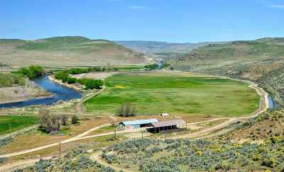 Weiser Farm & Ranch For Sale: 2152 Cove Road