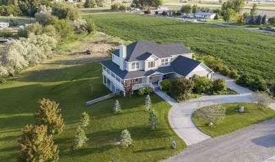 Filer Single Family Home For Sale: 2387 E 3770 N.