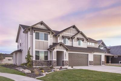 Nampa Single Family Home For Sale: 10285 Ryan Peak Drive