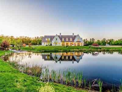 Eagle Single Family Home For Sale: 609 S Brentbrook Lane