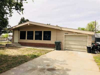 Payette Single Family Home Price Change: 1535 N 6th