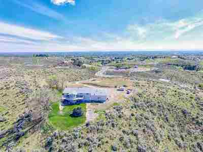 Eagle Single Family Home For Sale: 5340 Willow Creek Rd.