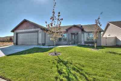 Star Single Family Home For Sale: 2242 N Penny Lake Ave.