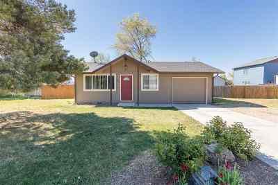 Boise Single Family Home For Sale: 10707 W Blue Fox Ct