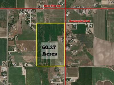 Nampa Farm & Ranch For Sale: 8737 Southside Blvd