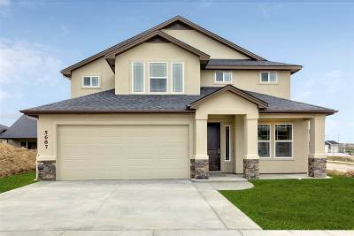 Kuna Single Family Home For Sale: 9570 S Fuego Ave