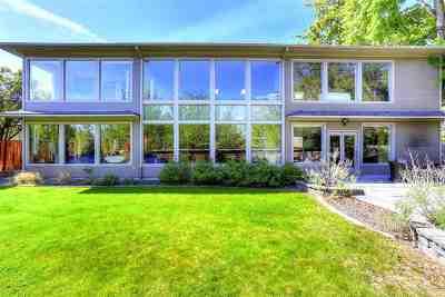 Boise Single Family Home For Sale: 4504 W Rim St