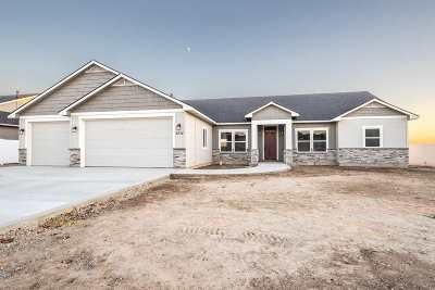 Payette Single Family Home For Sale: 2614 Driftwood