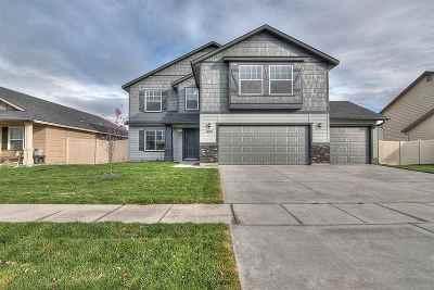 Nampa Single Family Home For Sale: 15533 Fuchsia Ave.