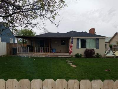 Owyhee County Single Family Home For Sale: 328 W California