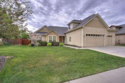 Meridian Single Family Home For Sale: 721 Barrymore