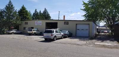 Commercial For Sale: 318 Idaho Street
