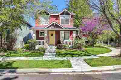 Boise, Eagle, Meridian Single Family Home For Sale: 3985 S Mill Site Ave