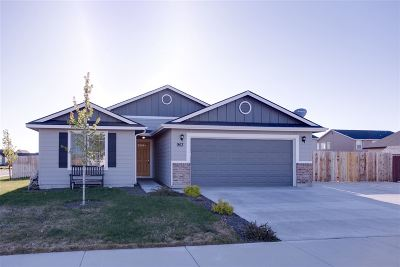 Kuna Single Family Home For Sale: 953 S Rumney