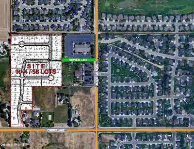Meridian Residential Lots & Land For Sale: W Cherry Lane