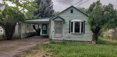 Payette ID Single Family Home For Sale: $59,900
