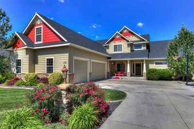 Nampa Single Family Home For Sale: 734 W Heather Woods