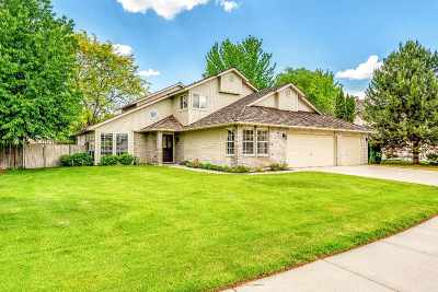 Boise Single Family Home For Sale: 3707 N Jullion Way