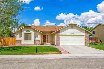 Boise Single Family Home New: 9880 Lupine