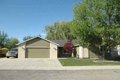 Meridian Single Family Home For Sale: 2580 E Apricot Ct.