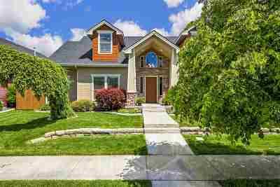 Eagle Single Family Home For Sale: 978 N Shadowridge Ave.