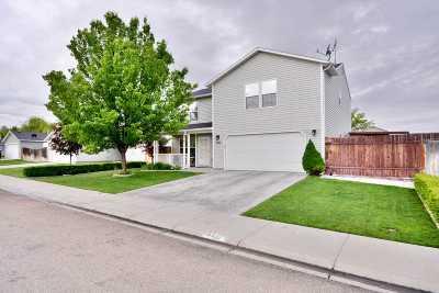 Nampa Single Family Home For Sale: 16211 N Diamond Peak Dr