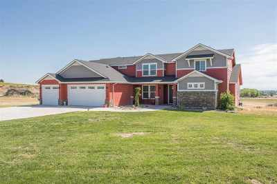 Nampa Single Family Home For Sale: 12518 Equestrian Way