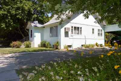 Shoshone Single Family Home For Sale: 310 N Greenwood