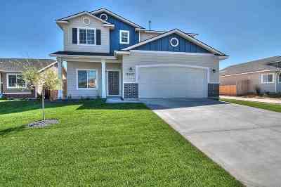 Kuna Single Family Home New: 745 W Allspice St.